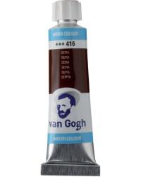 Акварельная краска Royal Talens Van Gogh №416 сепия 10 мл