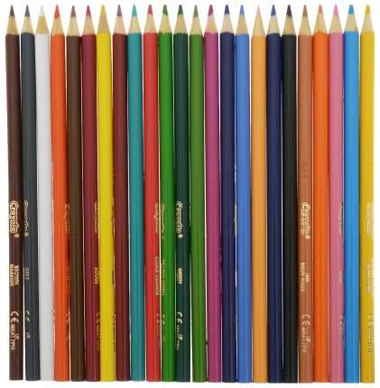 Набор из 24 цв карандашей