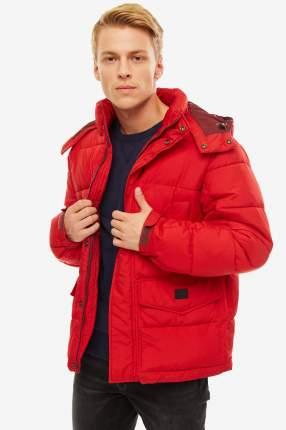 Куртка мужская Lee красная