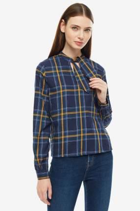Блуза женская TOM TAILOR Denim синяя