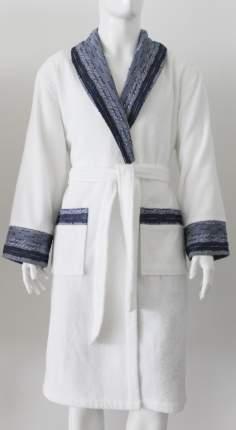 Банный халат Arya Salvador Цвет: Белый, Синий (L)