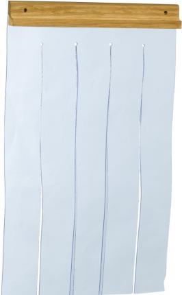 Шторка для будки Ferplast Domus, Medium, белая, 27,5х42см