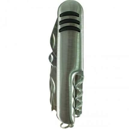 Инструмент многофункциональный ( Multi Tool ) СЛЕДОПЫТ 11 предметов серебристый