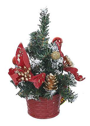 Ель искусственная Monte Christmas 20 см