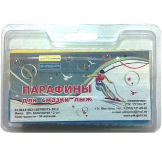 Парафин Спринт Combi +1C/-7C 80 г