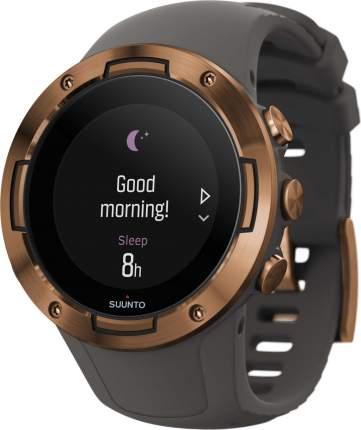 Часы Suunto 5 Graphite коричневые