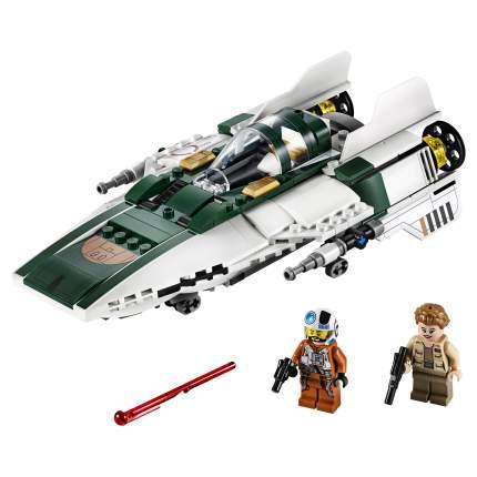 Конструктор LEGO Star Wars Episode IX 75248 Звёздный истребитель Повстанцев типа А