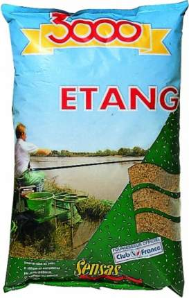 "Прикормка ""Sensas 3000 Etang"", 1 кг"