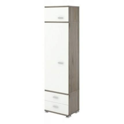 Платяной шкаф Мэрдэс Домино КС-15 MER_KS-15_NBE 55,3x57,1x213, нельсон