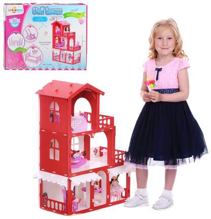 Кукольный домик Krasatoys Дом Николь 288