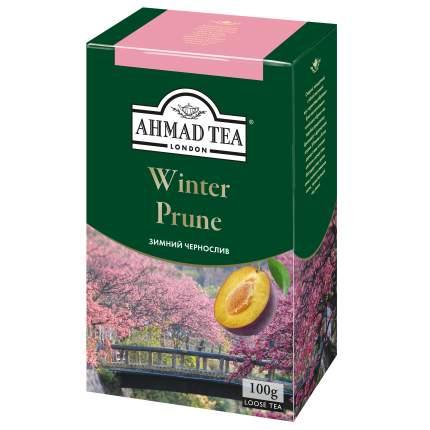 Чай черный Ahmad Tea зимний чернослив 100 г