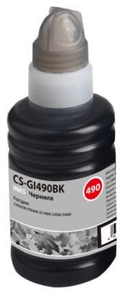 """Чернила """"Cactus GI-490BK"""", 100 мл, совместимые, цвет черный"""