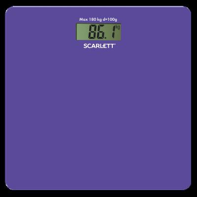 Весы напольные Scarlett SC BS33E042
