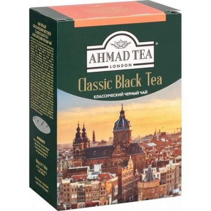 Чай черный Ahmad Tea классический 200 г