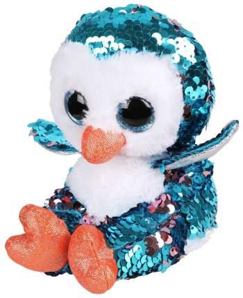 Мягкая игрушка животное Fluffy Family Пингвиненок