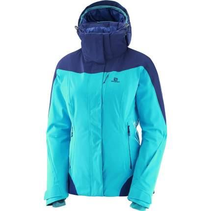 Куртка Salomon Icerocket, blue bird/medieval blue, S INT