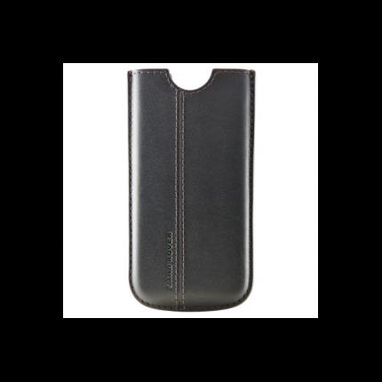 Кожаный чехол Land Rover Leather iPhone 5 LRSLGTRXIP5 Black