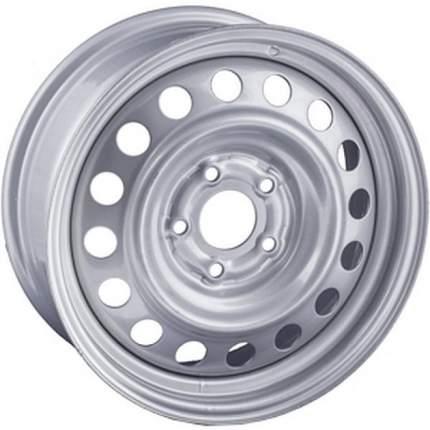 Колесные диски TREBL Volkswagen 64H38D P 6,0\R15 5*100 ET38 d57,1 Silver 9307696