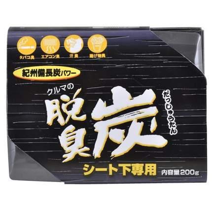 Угольный поглотитель неприятных запахов ST для автомобиля, контейнер 200 гр.