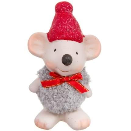 н.г.символ года мышка  фигурка 6,5*6*11см