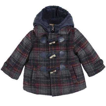 Пальто Монтгомери Chicco для мальчиков р.92 цв.темно-красный