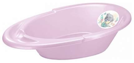 Ванна детская с аппликацией Me to you 94x54x27 см розовый
