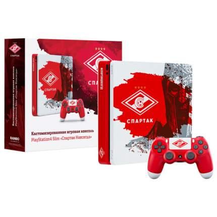 Игровая консоль Sony PlayStation 4 Rainbo 1TB Спартак. Навсегда