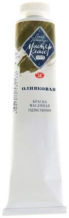 Масляная краска Невская Палитра Мастер-класс оливковый 46 мл