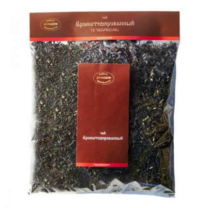 Чай Чайная мануфактура Давыдов С чабрецом черный 100 г