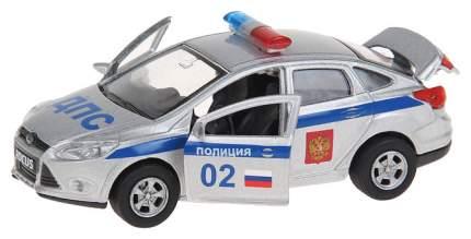 Машина инерционная Технопарк Ford Focus полиция 12 см SB-16-45-P-WB