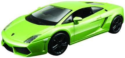 Автомобиль BBURAGO Lamborghini 1:32 салатовый