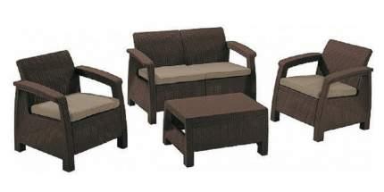 Набор садовой мебели Keter Corfu II Set 17197361B