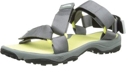 Сандалии The North Face Litewave Sandal, monument grey/chiffon yellow, 10 US