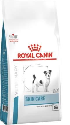 Сухой корм для собак ROYAL CANIN Skin Care Small S, для мелких пород, при дерматозах, 4кг
