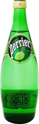 Напиток Perrier со вкусом лимона и лайма 330 мл