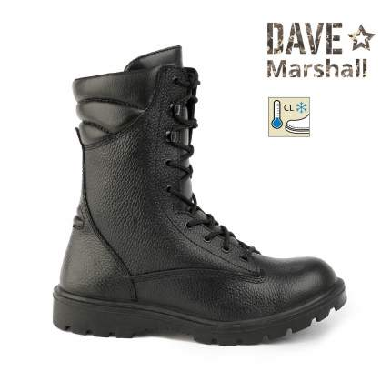 Ботинки для охоты, ботинки для рыбалки Dave Marshall Attack SB-8' AL, 40/40 RU, черный