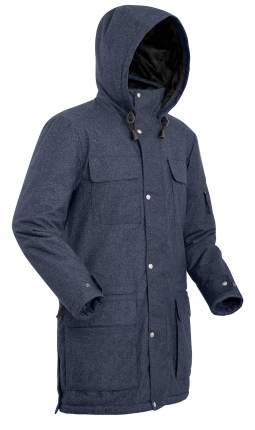 Пальто  SHL FORESTER 8001-9309-M СИНИЙ ТМН M
