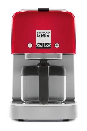 Кофеварка капельного типа Kenwood COX 750RD Red/Silver