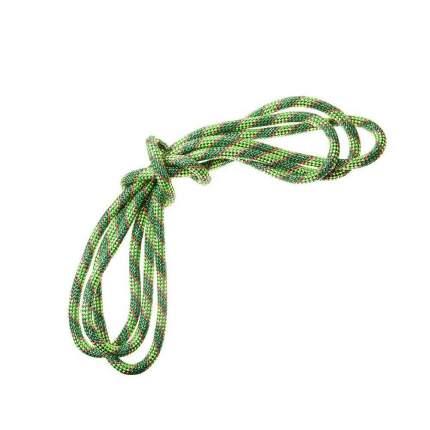 Скакалка гимнастическая с люрексом BF-SK10 Радуга 3м,180гр. Розово-зеленый