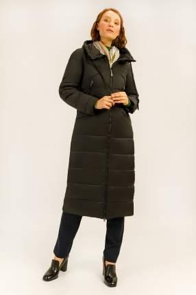 Пальто женское Finn Flare A19-12039 черное XS