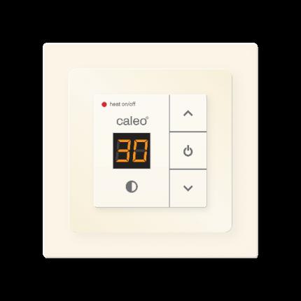 Терморегулятор для теплых полов Caleo Caleo 720 кремовый