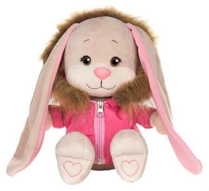 """Мягкая игрушка """"Зайка Лин"""" в розовой зимней куртке 25 см JL-051929-25 Jack and Lin"""