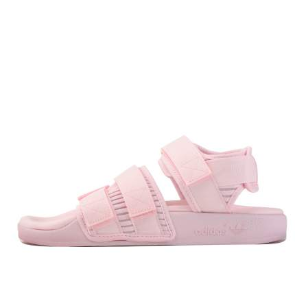 Сандалии Adidas Originals Adilette 2.0, clear pink, 6 UK