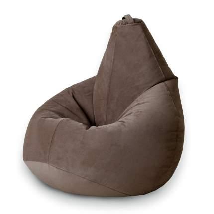 Кресло-мешок MyPuff Стандарт L, горький шоколад