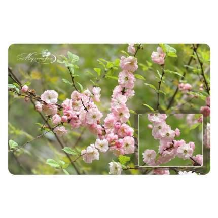 "Салфетка ""Цветущий персик"", 28х44 см"