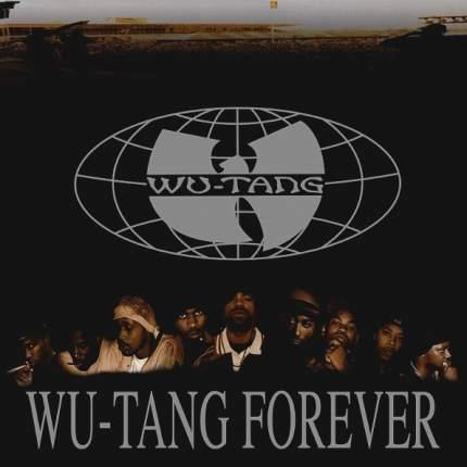 Виниловая пластинка Wu-Tang Clan Wu-Tang Forever (4LP)