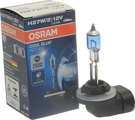 H27w/2 (27w) 12v Лампа Cool Blue Intense 4200k OSRAM арт. 881CBI