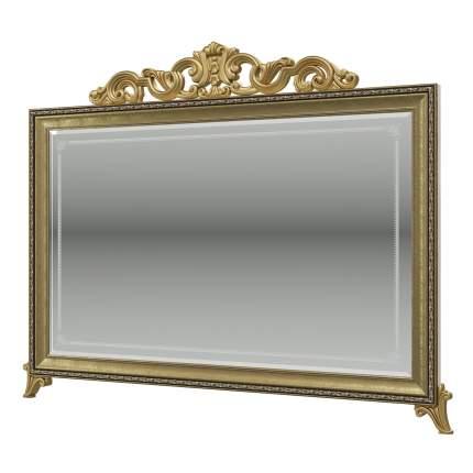 Зеркало с короной Мэри-Мебель Версаль ГВ-06К, слоновая кость, 154х7х125 см