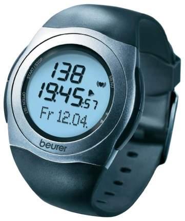 Часы-пульсометр Beurer PM25 серебристые