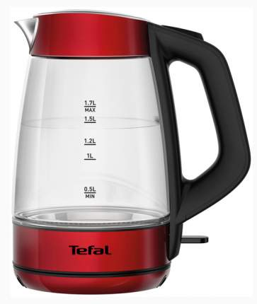 Чайник электрический Tefal KI520530 Red